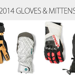 2014 Gloves & Mittens