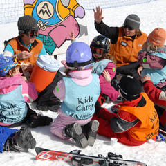 Alpine Meadows CA Kids program