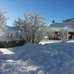Antagnod - Neve fresca 27 dic 2013 - ©Monterosa Ski