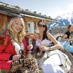 Apres ski in Saalbach - ©Saalbach Hinterglemm - Edward Groeger