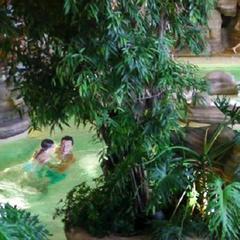 Aquariaz water park in Avoriaz. - © Aquariaz Tourism