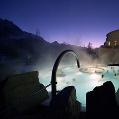 Bogn Engiadina Scuol: wellness oasis in Scuol