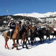 Cartier Polo Tournament in St. Moritz - ©St. Moritz