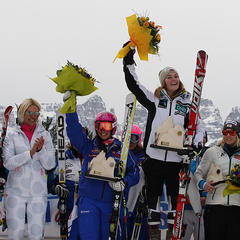 Coppa Europa Femminile di Sci: le ragazze in pista! - ©Pierre Teyssot