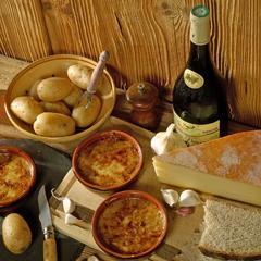 Delicious alpine cuisine - ©© Savoie Mont Blanc / Lansard