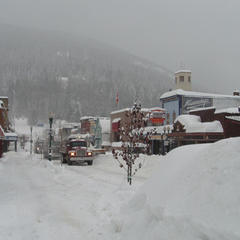 Downtown Revelstoke - © Brigid Mander