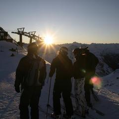 First Track Skifahren in Silvretta Montafon - ©www.silvretta-montafon.at