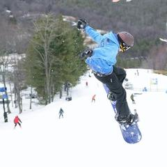 Cataloochie ski resort webcam
