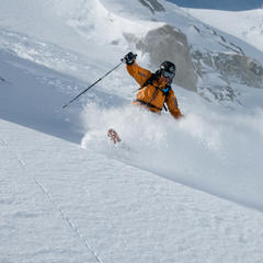Henry Schniewind from Henry's Avalanche Talks - © Henry Schniewind