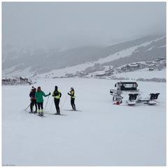 Livigno - Foto ultima nevicata 19 Nov 2013