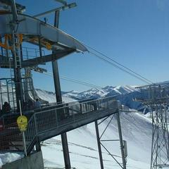 Pal-Arinsal chairlifts and mountains