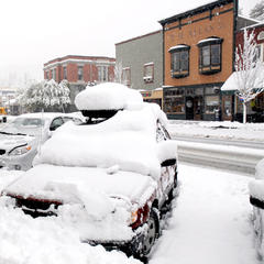 Rossland, the mountainside village, is one of the most charming, authentic little ski towns in North America.