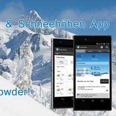 Skiinfo Ski & Schneehöhen App - ©Skiinfo
