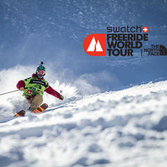 Swatch Freeride World Tour by The North Face - ©Swatch Freeride World Tour by The North Face