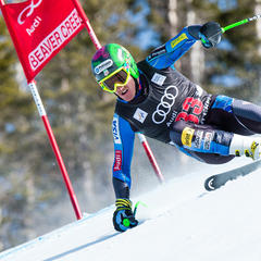 Ted Ligety racing  - ©Jack Affleck
