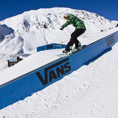 Vans Penken Park, Mayrhofen - ©Mayrhofen