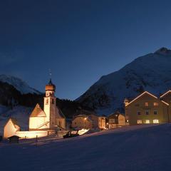 Bajkowe krainy: siedem najbardziej malowniczych ośrodków narciarskich - ©© Ötztal Tourismus/Bernd Ritschel
