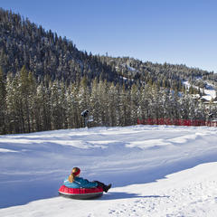 Winter Park Tubing HIll