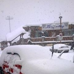 Alpe d'Huez am 8.2.2014