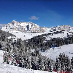 Alta Badia (Jan. 29, 2014) is expecting more than 1.5 metres of snow over next four days