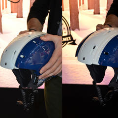 Faltbarer Carrera-Helm - ©Skiinfo