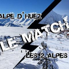 Oisans : Les 2 Alpes vs l'Alpe d'Huez