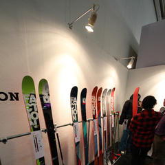 Faction Ski auf der ispo 2014 - ©Skiinfo