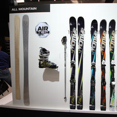 All Mountain Ski-Serie von Fischer im Winter 2014/2015 - ©Skiinfo