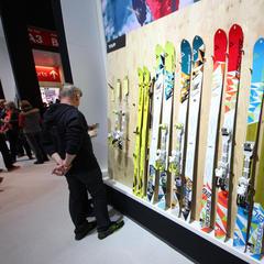 Fischer touring skis 2014/15