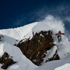 Freeride World Tour in Kappl/Tirol