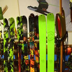 K2 Shreditor 136 Powabunga fat powder skis - ©Skiinfo