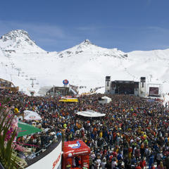 Koncert Top of the Mountains v Ischgli - © TV Paznaun/Ischgl