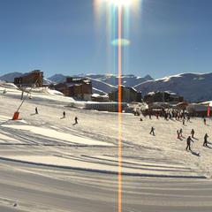 L'Alpe d'Huez Feb. 17, 2014 - ©Katallys / Livecam 360