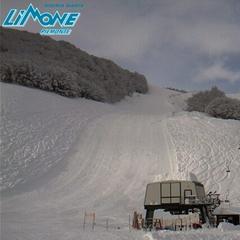 Limone P.te - Ultima nevicata weekend 18-19 Gen 2014