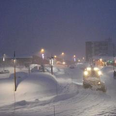 Powder in Alpe d'Huez Feb. 11, 2014