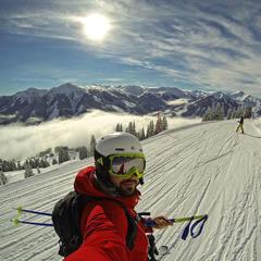 Najväčšie lyžiarske strediská v Rakúsku: 3 – Saalbach Hinterglemm Leogang - ©TVB Saalbach-Hinterglemm