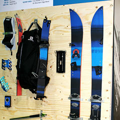 Salomon The Premier Splitboard - ©Stefan Drexl