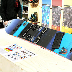 ISPO Show: 2015 Snowboards