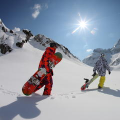 5 motivi per sciare in Friuli Venezia Giulia - ©Pentaphoto