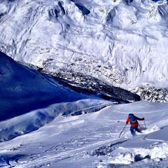 Skiing down to Obergurgl-Hochgurgl, Austria - ©Obergurgl Tourism