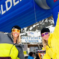 Girls in Sölden (Ötztal) - ©Rudi Wyhlidal/Ötztal Tourismus
