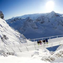 Titlis Cliff Walk - ©Titlis.ch