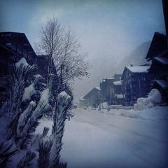 Val d'Isere (Jan. 27, 2014) is expecting 29cm by Sunday
