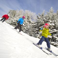Carefree skiing at Okemo