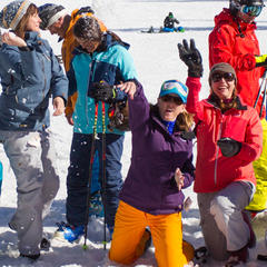 Photo Gallery: 22 OnTheSnow Ski Testers & How They Got That Way