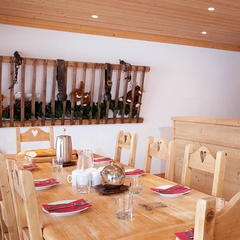 Chalet Grand Mouflon, Les Gets - ©Chalet Grand Mouflon
