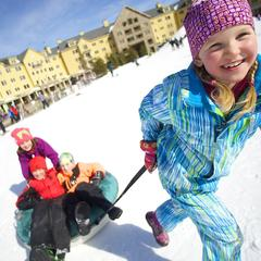Family fun at Okemo - ©Okemo Mountain Resort