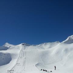 Ghiacciaio Presena, 4 Maggio 2014 - ©Adamello Ski