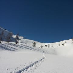 La Thuile - Condizioni piste 22-23-24 Febbraio 2014