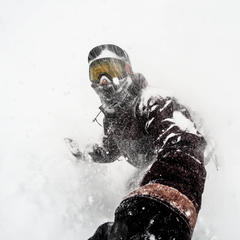 Mammoth Mountain Powder Day - ©Mammoth Mountain
